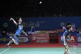 Jadwal semifinal bulu tangkis Indonesia Open 2019