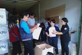 KPU Bengkayang muktahirkan data pemilih Pilkada 2020