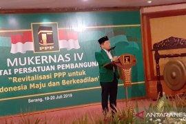 Mukernas PPP diikuti semua DPW dan tokoh partai