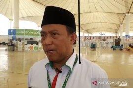 Seorang calon haji asal Indramayu meninggal di pesawat menuju Jeddah