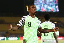 Sepatu emas Piala Afrika diraih pemain Nigeria Odion Ighalo