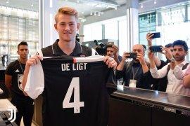Tekad De Ligt, bantu Juventus akhiri paceklik gelar Liga Champions