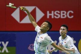Fajar/Rian kelahkan Hoki/Kobayashi di Thailand Open