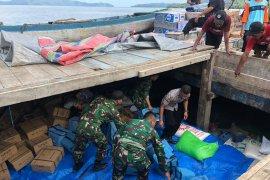 Pemprov Malut: Kebutuhan sembako pengungsi di Halsel hingga sebulan