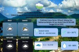 Badai Tropis Danas dari Filipina berdampak ke perairan Aceh