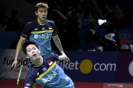 Indonesia pastikan gelar ganda putra Indonesia Open  2019