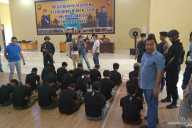 18 tersangka baru kasus penganiayaan terhadap Satgas Karhutla