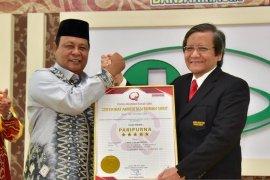 Gubernur terima sertifikat paripurna RSUD Ulin dari KARS