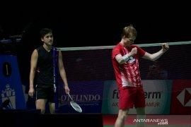 Ringkasan laga semifinal Indonesia Open