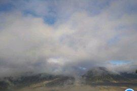 Pascaerupsi, aktivitas Gunung Bromo kembali menurun
