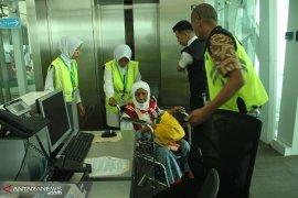 Jamaah calon haji Balikpapan sudah tiba di Madinah