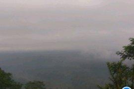 Gempa letusan dan embusan di Gunung Semeru