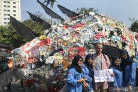 KKP berkomitmen kurangi sampah plastik di pelabuhan perikanan
