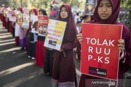 Aksi solidaritas tolak RUU PKS
