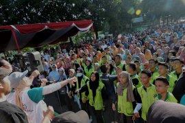 KPK bersama ribuan warga Situbondo deklarasi antikorupsi (Video)