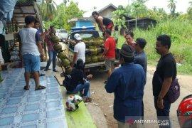 Polisi gerebek pangkalan gas elpiji nakal
