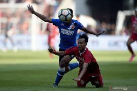 Persija taklukkan PSM 1-0 di leg pertama final Piala Indonesia