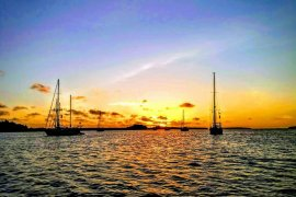 18 kapal  peserta WSI tiba di Maluku Tenggara