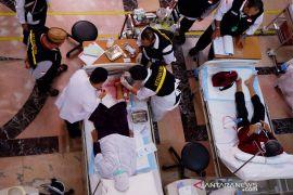 Lima calon haji Kalsel dirawat di rumah sakit Arab Saudi