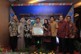 Tiga inovasi layanan publik Kota Tangerang meraih penghargaan