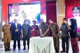 Gubernur Maluku canangkan program tandai 100 hari kerja