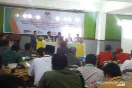 KPU gelar rapat penetapan kursi DPRD Labura