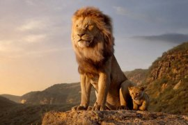 """The Lion King"" pecahkan rekor tertinggi film Disney"