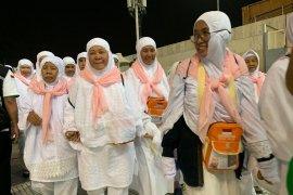 "Tanah Suci Mekkah mulai ""dibanjiri"" jamaah Indonesia"
