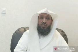 Imam Masjidil Haram sebut jamaah Indonesia sangat terpuji