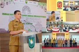Wali Kota : Komitmen bersama percepat penerapan Qanun LKS di Aceh