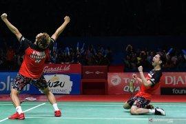 Minions dan The Daddies melaju ke perempat final Japan Open
