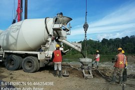 Proyek Tol Banda Aceh-Sigli Seksi 5 masuki tahap pematangan  lahan