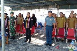 Bupati Kepulauan Tanimbar buka Kejurda Pencak Silat Maluku 2019
