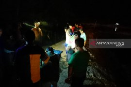 Awi yang hanyut saat mancing di sungai ditemukan meninggal