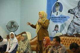 Irna: Alumni punya tanggung jawab dorong kemajuan sekolah