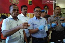Bandar sabu lintas provinsi ditembak karena berusaha rebut senjata petugas