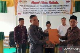KPU tetapkan 35 anggota DPRD Batanghari 2019-2024