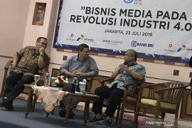 Dewan Pers: media wajib lakukan transformasi hadapi industri 4.0