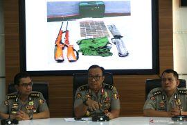 Polri membeberkan peta jaringan ISIS di Indonesia