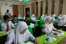 Puluhan pelajar Jambi jalani seleksi  Siswa Mengenal Nusantara 2019