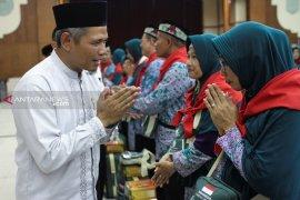 Semen Indonesia berangkatkan 192 calon haji