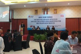 Enam partai politik gagal peroleh kursi DPRD Belitung