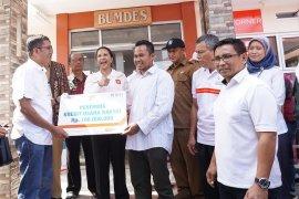 Menteri BUMN menargetkan bangun 100 BUMNShop di Sukabumi