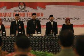 30 caleg terpilih ditetapkan sebagai anggota DPRD Kota Madiun 2019-2024