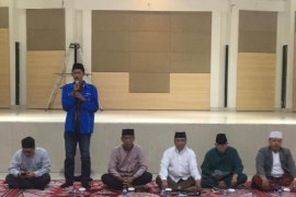 Elemen masyarakat di Kota Tangerang gelar doa bersama