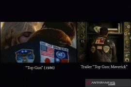 """Bendera Jepang dan Taiwan """"hilang"""" dari jaket Top Gun: Maverick"""