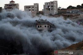 Indonesia kecam Israel karena hancurkan perumahan Palestina di Sur Bahir