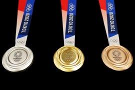 Medali untuk Olimpiade 2020 Tokyo diluncurkan