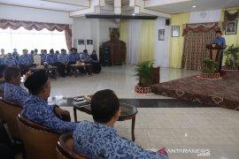 Bentuk personalia pengurus Kopri HSS gelar musyawarah