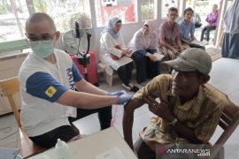 Tim Katamataku lakukan bakti sosial di Rumah Sakit Kusta
